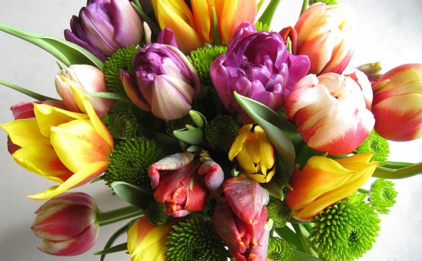 Bloemen bezorgen is altijd een goed idee
