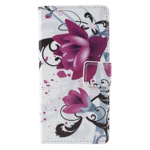 Wallet Case Lotus